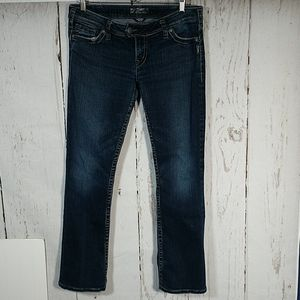 Silver Jeans Tuesday Boot Cut Jeans 31x31